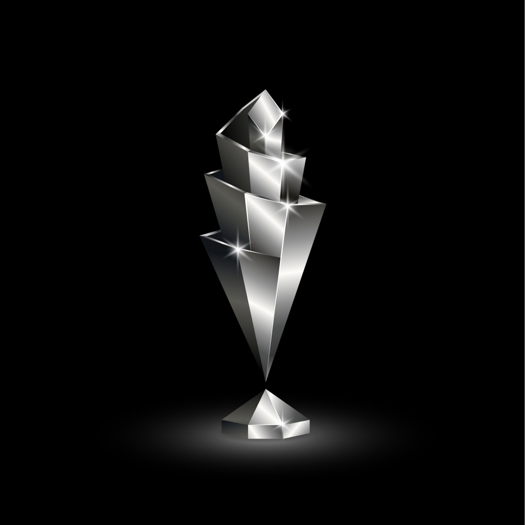 IBM Platinum Partner Trophy