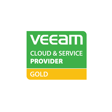 Veeam Gold Cloud and Service Provider